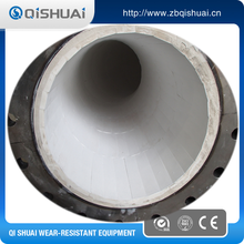 High Alumina Ceramic Lined Steel Pipe For Cement Plant