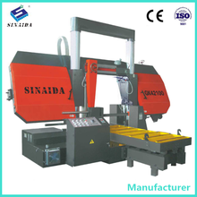 Band saw cutting machine price automatic wood band saw machine made in China