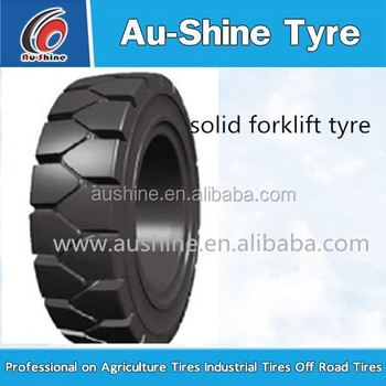 Factory price cheap forklift solid tire 27x10-12 for sale