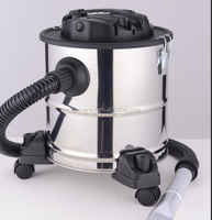 Economic ash vacuum cleaner with blowing function