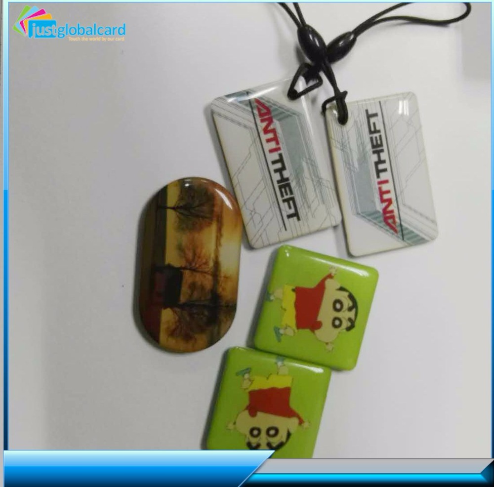 Hot ! China manufacturer custom high frequency pvc rfid / nfc tag nfc tag with good price
