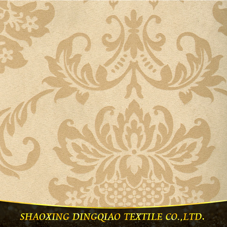 factory supply attractive price deerskin suede fabric