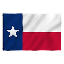 1pc 90*150cm The USA Texas <strong>Cloth</strong> Flag 3*5 Feet State Of Texas <strong>Banner</strong> High Quality TX State Flag Decorations For Home 3x5ft