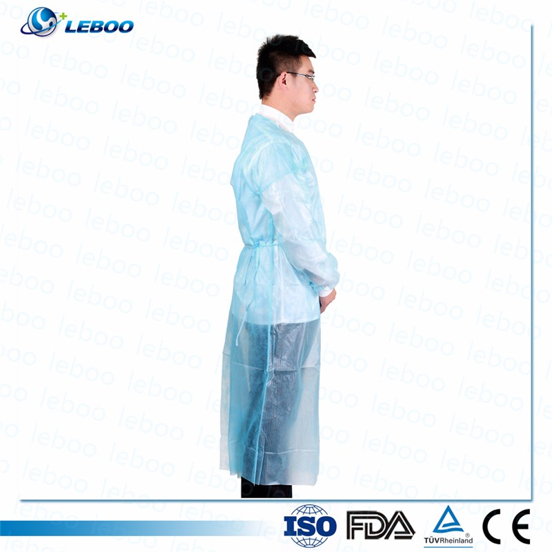 Leboo hot sale isolation gown