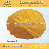 High Quality Coenzyme Q10 in Cosmetic, Coenzyme Q10 98%, Coenzyme Q10 powder