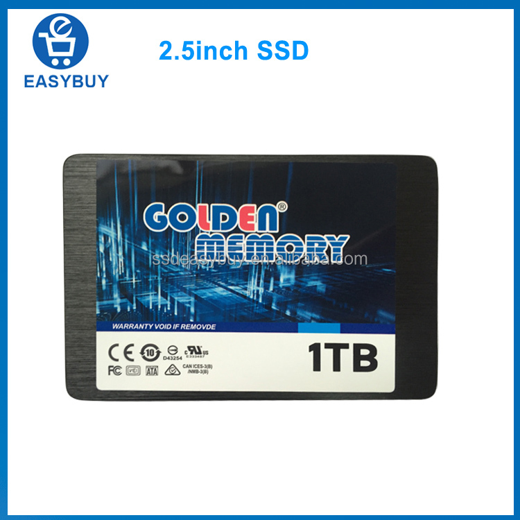 2017 Hot selling SATA 6Gb/s 1024gb ssd solution for sale