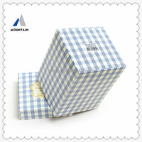 Mountain Custom Plain Cardboard Shape Gift Box