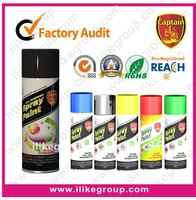car aerosol spray paint,water based paint spray