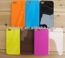 Plain phone cover for iphone 4/4S