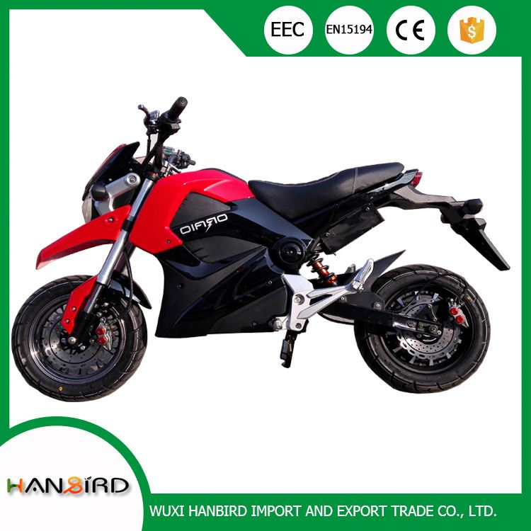High Power M series 48V to 72V 2000w to 9000w electric motorcycle For Americas Market