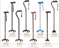 Ultra portable and cushion cane series