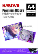 Hartwii glossy water resistant photo paper