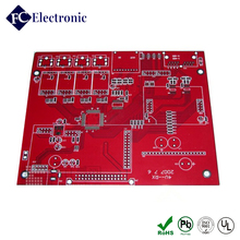 Double layer FR-4 glucometer PCB board