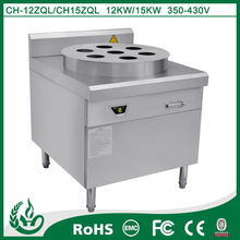2015 popular commercial electric chinese dim sum steamer