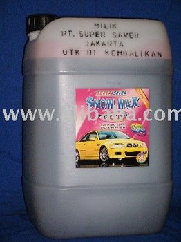 SUPER SAVER Car Shampoo Snow Wax 20 Liters