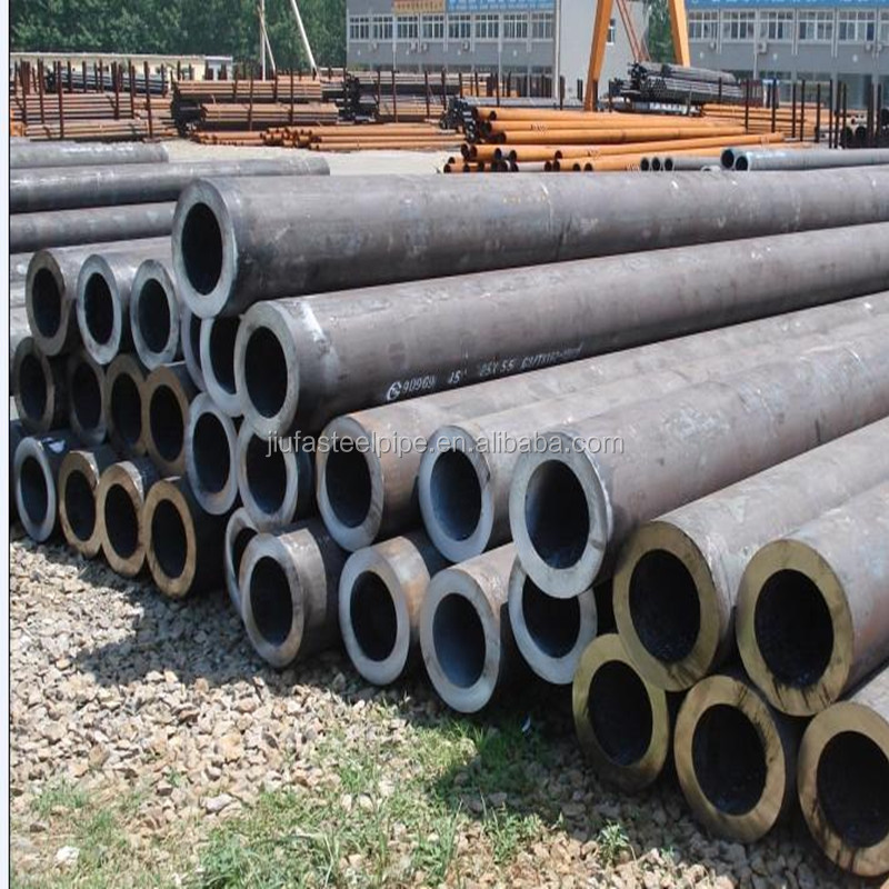 S30C,1030,XC30 material carbon seamless steel pipe