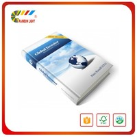 Saddle Stitching Binding and Offset Printing Type staples printing services cheap comic book printing