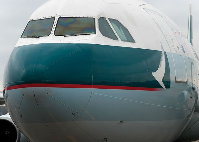 Air freight services from Toronto,Canada to Hongkong,China by Cathay Pacific Airways