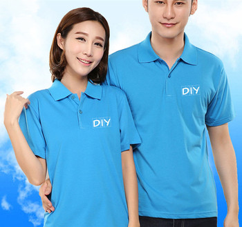 100% Cotton 200gsm Cut Sew Polo Shirt Cheap Polo Shirts Apparel Custom Printing Short Sleeve Polo T Shirts Summer Clothing