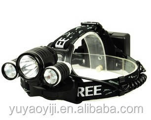 LH-018 Headlamp XM-L T6 Led Headlamp High Power cree headlamp 1500 Lumens