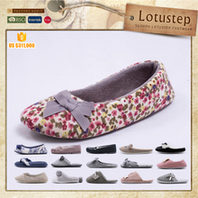 foldable flats ballerina shoes pocket folding shoes