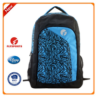 China new style fashionable custom backpack manufacture