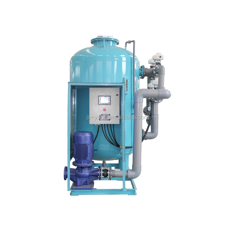 Multimedia sand filter system for Reverse osmosis water treatment plant