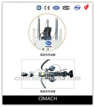 Electro-hydraulic servo actuator assembly testing machine