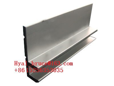 High quality aluminum extrusion profile manufacture/ aluminum profile solar panels