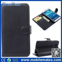 for Samsung Galaxy Grand 3 Phone Case Cover, Card Holder Stand Leather Flip Case for Galaxy Grand 3 G7200