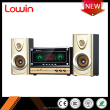 Home theater music 2.1 multimedia speaker system with USB port SD card and Fm radio/Bluetooth