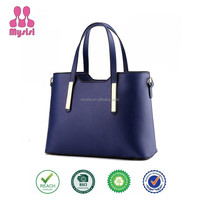 Women 2014 Hot Sell Mysisi Brand Pretty Women Bag 2015 China Manufacture PU Hand Bag New Design Hand Bag