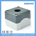 SAIP/SAIPWELL 68*68*54 Electrical Waterproof IP65 Pushbutton switch ABS Enclosure