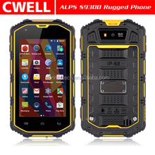 OEM Alps S930D 4.0 Inch IPS Touch Screen WiFi GPS Mobile Phone IP68 Waterproof Rugged Celulares Smartphone