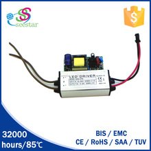 seestar 15w 18w 20w 22w waterproof IP67 constant current 30-35v led power supply