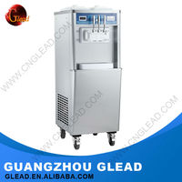 Commercial automatic mixer flavors soft ice cream machine parts