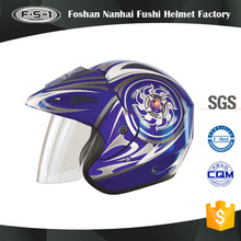 ECE certification decals full face helemts open face motorcycle helmet modrlar DOT approved
