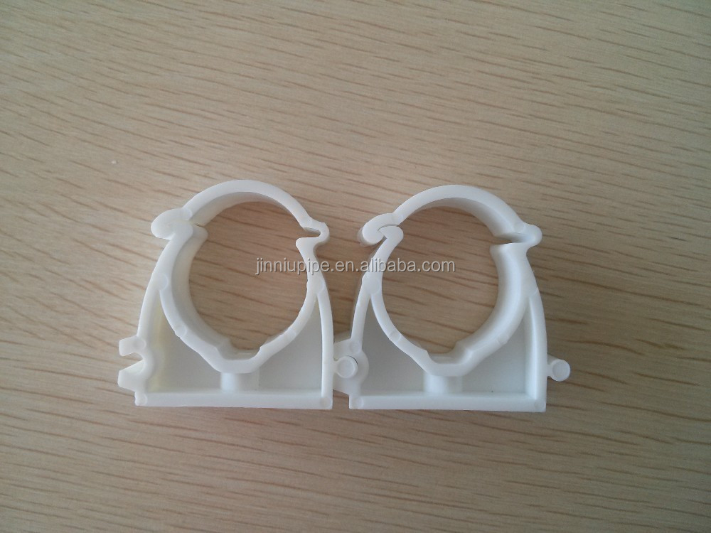 Good Quality PPR Clamp White PPR Fittings