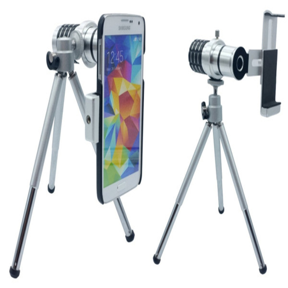 Wholesale OEM Universal Mobile Phone Camera Lens for 12x zoom telescope