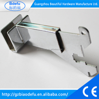 wholesale metal bracket square /metal bracket for pipes