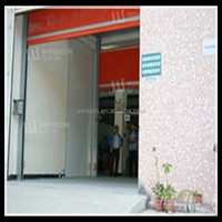 High speed interlocking roller door auto door China supplier
