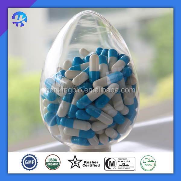 Water soluble hpmc vegetable capsules empty size 00