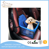 Waterproof Dog Booster Seats & Front Seat Covers for Vehicles Washable Pet Cat Car Mat