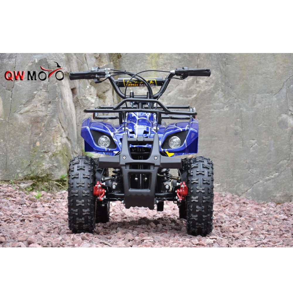 36V 500W 800W Electric mini ATV motorcycle mini QUAD bike electric car Kids Buggy Bike