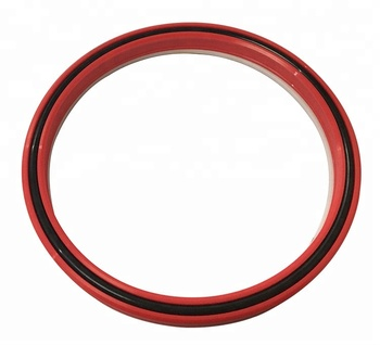 Good Manufacturer Rubber Hydraulic Cylinder Piston Rod Seal