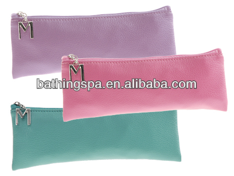 Hot selling pu cosmetic bag