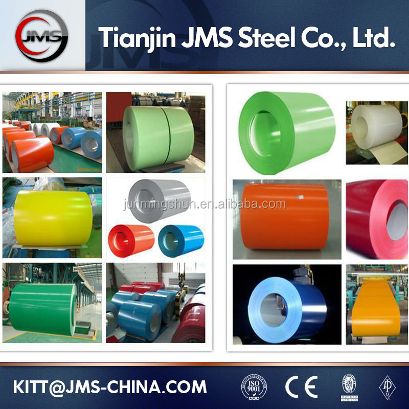 prepainted steel coil/ppgi gi for roofing corrision & rust resistance colour prepainted galanized steel ppgi