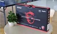 Wholesale price Original New MSI GE62VR GE72VR APACHE PRO-010 17.3 inch Intel Core i7-6700HQ 2.6GHz/ 12GB DDR4/