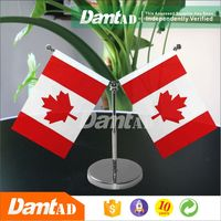 DMT AD cool country cheap sublimation table flags and banners