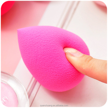 Soft Makeup Sponge Blender Flawless Smooth Beauty Powder Puff Foundation Blending Sponge - Hot Pink